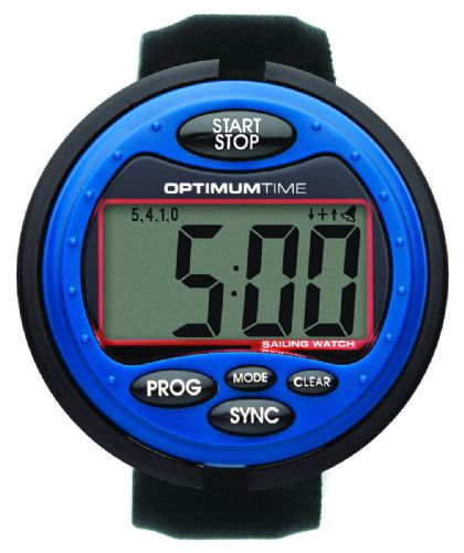 Optimum Time Series 3 Jumbo Dinghy Yachting Racing Watch